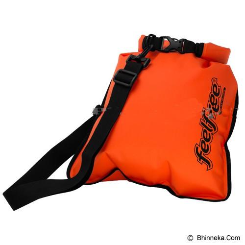 FEELFREE Dry Flat 15 [DF15] - Orange - Waterproof Bag